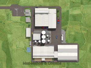 Mac Mahon 3D planta residuos 4