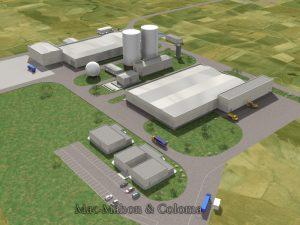 Mac Mahon 3D planta residuos 2