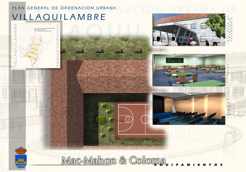 Mac Mahon 3D reordenacion urbana 2