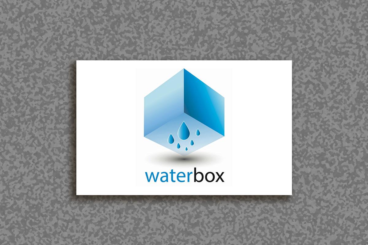 Mac-Mahon Publicidad Logo Water Box