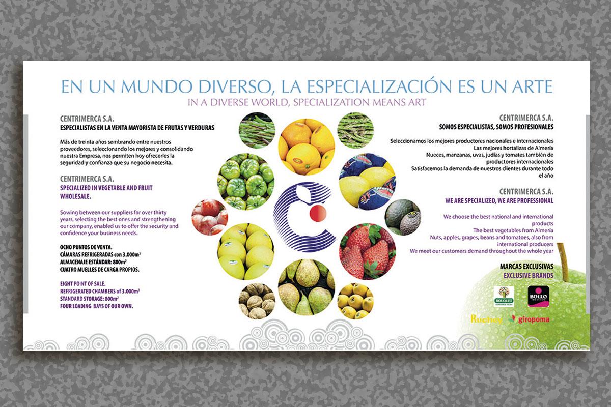 Mac-Mahon Publicidad Catálogo Centri Merca
