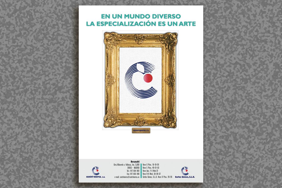Mac-Mahon Publicidad anuncio prensa CentriMerca