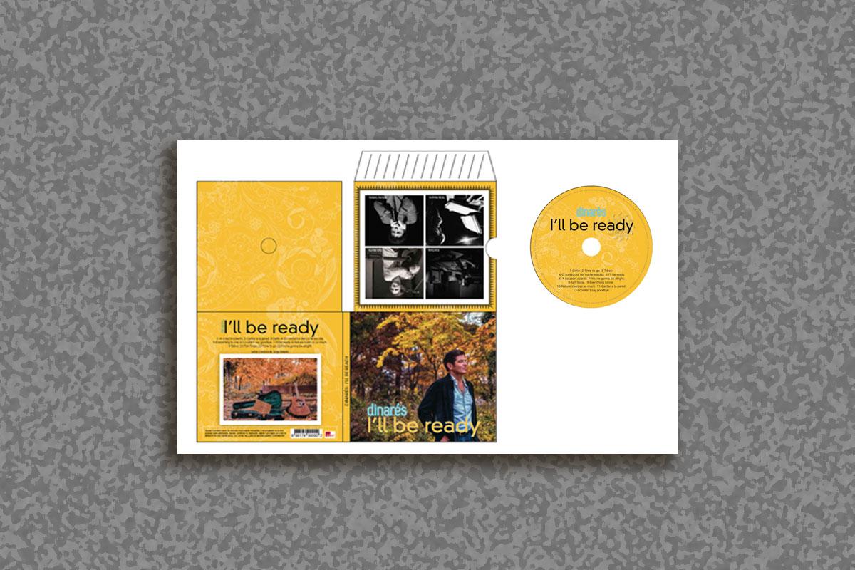 Mac-Mahon Publicidad Diseño disco Dinarés